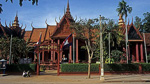 Nationalmuseum - Phnom Penh