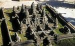 Miniaturnachbildung von Angkor Wat - Siem Reap