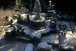 Miniaturnachbildung von Angkor - Siem Reap