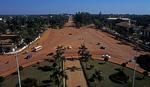 Blick vom Patou Say - Vientiane
