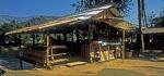 Kleines Restaurant am Nam Song - Vang Vieng