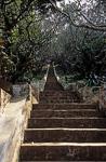 Treppe auf den Phousi - Luang Prabang