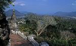 Blick vom Phousi auf die Stadt - Luang Prabang
