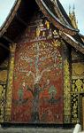 Wat Xieng Thong: Mosaike - Luang Prabang
