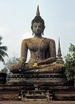 Geschichtspark Sukhothai: Buddha - Sukhothai