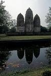 Geschichtspark Sukhothai: Wat Sri Sawai - Sukhothai