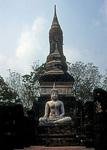 Geschichtspark Sukhothai: Wat Traphang Ngoen - Sukhothai