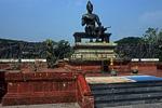 Geschichtspark Sukhothai: Denkmal von König Ramkhamhaeng - Sukhothai