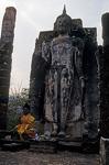 Geschichtspark Sukhothai: Wat Saphan Hin - Sukhothai