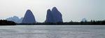Felsformationen - Phang Nga-Bucht