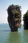 Ko Ping Gan ('James Bond'-Felsen) - Phang Nga-Bucht
