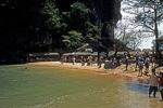 Ko Ping Gan: Souvenirstände - Phang Nga-Bucht