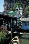 Ko Panyi (Muslimdorf): Moschee - Phang Nga-Bucht