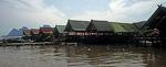Ko Panyi (Muslimdorf): Restaurants - Phang Nga-Bucht