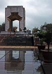 Ba Dinh-Platz: Märtyrerdenkmal - Hanoi