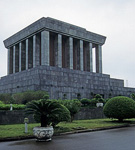 Ho Chi Minh-Mausoleum - Hanoi