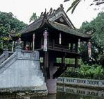 Einsäulenpagode (Chua Mot Cot) - Hanoi
