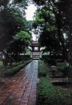 Literaturtempel (Van Mieu): Eingang - Hanoi