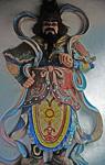 Thien Mu-Pagode: Wächterfigur - Hue