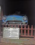 Thien Mu-Pagode: Das Auto des Mönches Thich Quang Duc, der sich 1963 selbst verbrannte - Hue