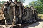 Angkor Thom: Elefantenterrasse - Angkor