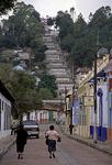 Templo y Cerro San Cristóbal - San Cristóbal de las Casas