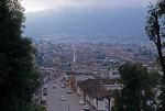Blick von der Iglesia de Guadalupe auf die Stadt - San Cristóbal de las Casas
