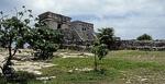 Templo del Dios Descendente (Tempel des herabstürzenden Gottes) - Tulum
