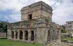 Templo del las Pinturas (Tempel der Fresken) - Tulum