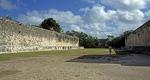 Juego de Pelota (Ballspielplatz) - Chichén Itzá