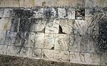 Juego de Pelota (Ballspielplatz): Flachreliefs - Chichén Itzá