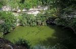 Cenote Sagrado (Heiliger Cenote) - Chichén Itzá