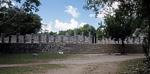 Grupo de las Mil Columnas (Halle der Tausend Säulen) - Chichén Itzá