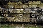 Complejo R (Komplex R): Verzierung - Tikal