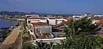 Blick vom Hotel Mirador del Lago - Flores (GCA)