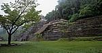 Ausgrabungsgelände - Palenque