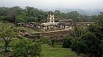 El Palacio (Palast) - Palenque
