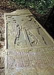 Estela 11 (Stele 11) - Yaxchilán