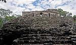 Estructura 33 (Königspalast) - Yaxchilán