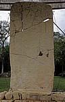 Estela 1 (Stele 1): Bonampak-König Chaan Muan - Bonampak