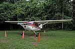 Einmotoriges Flugzeug - Bonampak