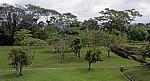 Blick von El Palacio (Palast) - Palenque