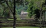 El Palacio (Palast): Observatorio (Sternwarte) - Palenque