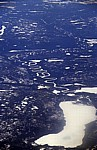 Flug Paris - Mexiko City - Kanada