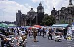 Argentina: Flohmarkt - Mexiko-Stadt