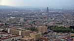 Blick vom Torre Latinoamericana - Mexiko-Stadt