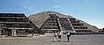 Pirámide de la Luna (Mondpyramide) - Teotihuacán