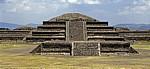 Pirámide de Quetzalcóatl (Quetzalcóatl-Tempel) - Teotihuacán