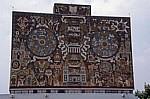Biblioteca Central - Mexiko-Stadt