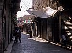 Altstadt: Gasse - Aleppo